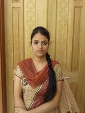 Urvashi/Usha Saini (Anshik Manglik)